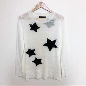 Cute Japanese Star Sweater